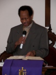 Rev. Floyd Williams