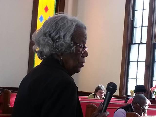 Celebrating Mother Gloria Boyer's Birtday